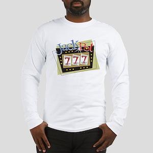 Jackpot 777 Long Sleeve T-Shirt