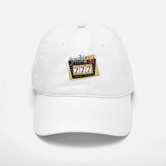 Jackpot 777 Baseball Baseball Cap