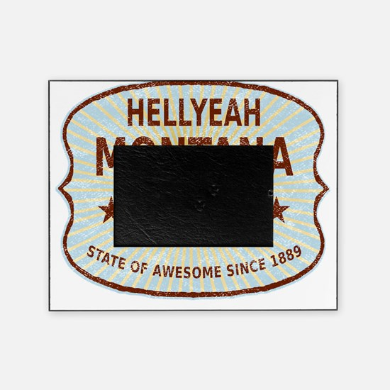 Hellyeah Montana Picture Frame