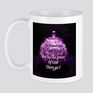 But by the grace of God there go I Mug