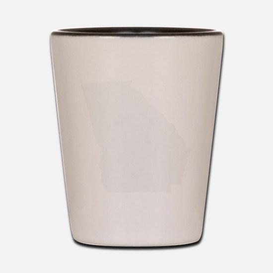 GAblank Shot Glass