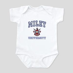 MILEY University Infant Bodysuit