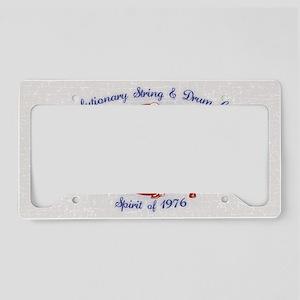 fifedrum-rock-OV License Plate Holder