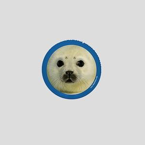 Kai Supports Sea Shepherd Mini Button