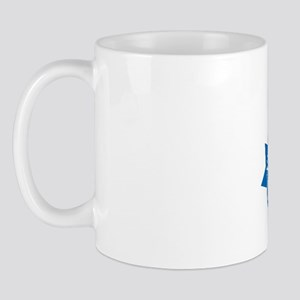 North Battleford 100 logo Mug