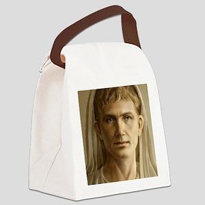 14x10 Emperor Augustus Canvas Lunch Bag