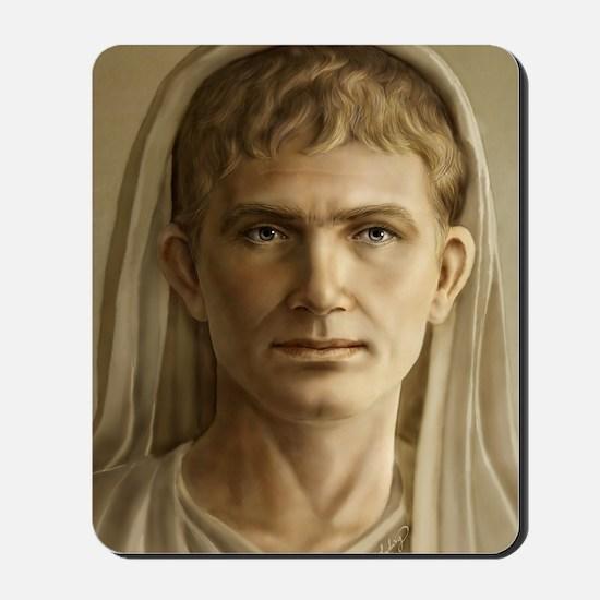 11x17 Emperor Augustus Mousepad