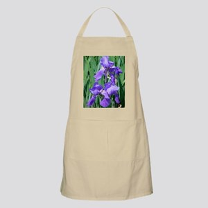 Greeting-card-blue-iris-8 Apron
