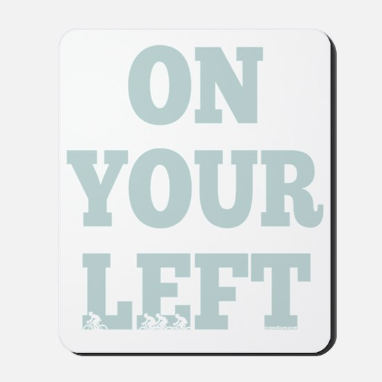 OYL_Blue Mousepad
