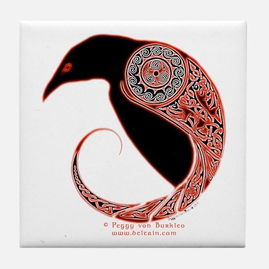 Morrigan Tile Coaster