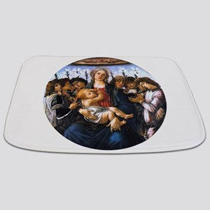 Madonna and Child with Eight Angels - Botticelli B