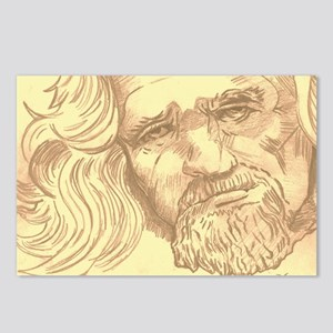 The Dude  Postcards (Package of 8)