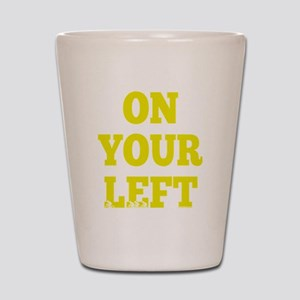 OYL_Yellow Shot Glass