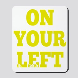 OYL_Yellow Mousepad