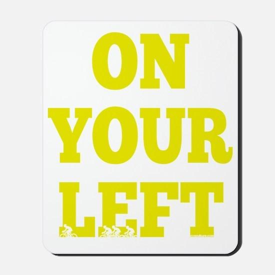 OYL_Yellow Mousepad