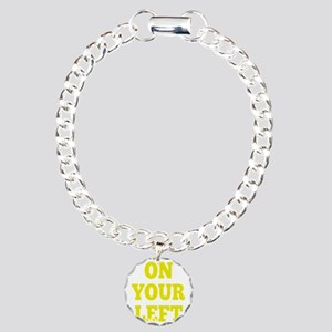 OYL_Yellow Charm Bracelet, One Charm