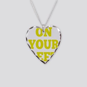 OYL_Yellow Necklace Heart Charm