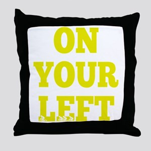 OYL_Yellow Throw Pillow