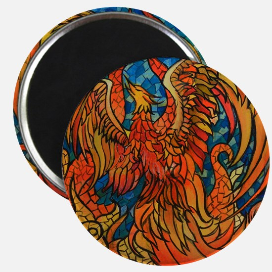 Haven Phoenix Magnet
