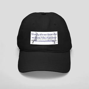 TOL shirt front Black Cap