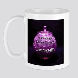 Love Rules All! Mug