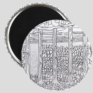 2012 Oregon Chautauqua Magnet