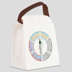 RT 2012 CIRCULAR Canvas Lunch Bag