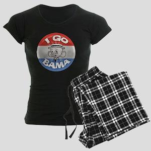 spuck-bama-T Women's Dark Pajamas