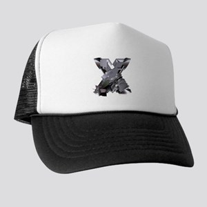 Heavy Metal X Trucker Hat