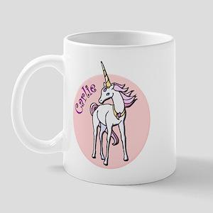 Carlie Unicorn Mug