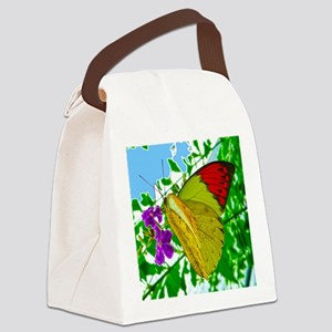 Wings Of Fire Canvas Lunch Bag