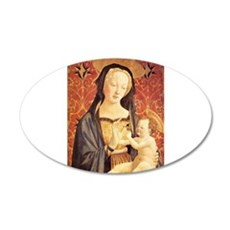Madonna and Child - Veneziano Wall Decal