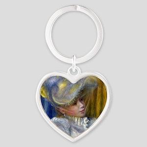 jewelry_box Heart Keychain