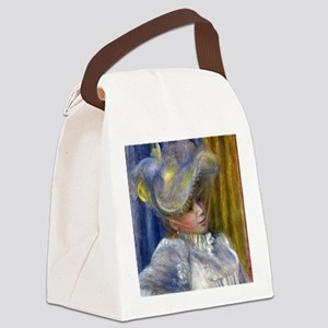 jewelry_box Canvas Lunch Bag