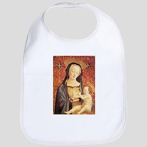 Madonna and Child - Veneziano Baby Bib