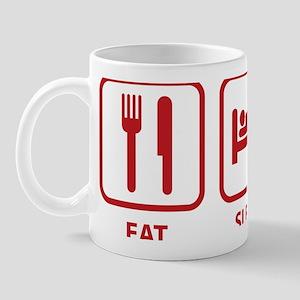 EatSleepJudoo1D Mug