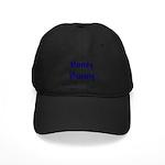 Honey Bunny Black Cap