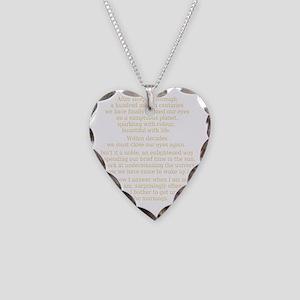 dawkins-sleep-dk Necklace Heart Charm