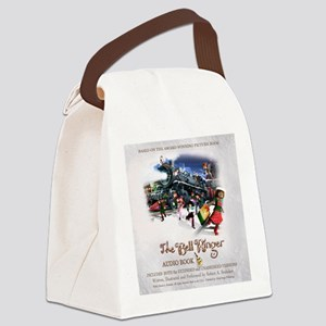 THE BELL RINGER AUDIO BOOK COVER Canvas Lunch Bag