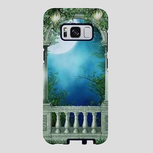 Summer Night Balcony Samsung Galaxy S8 Case