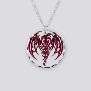 tooth necklace sport chain pendant dragon free red necklaces titanium pendants