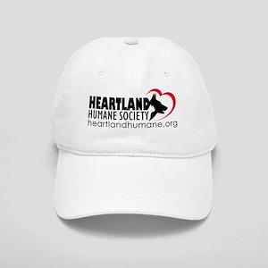 Heartland Logo with Red Heart Cap