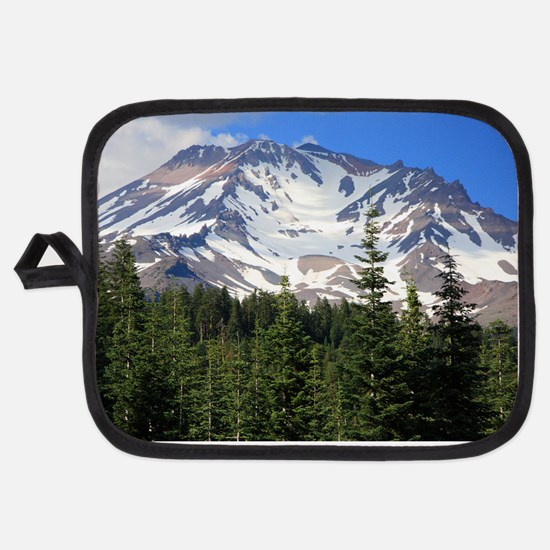 Mount Shasta 11 Potholder