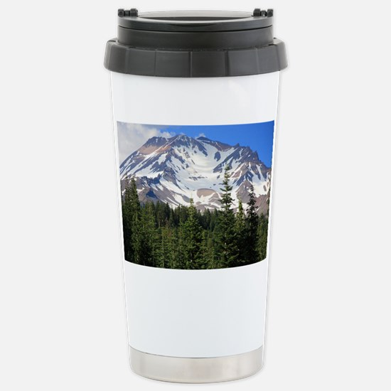 Mount Shasta 11 Stainless Steel Travel Mug
