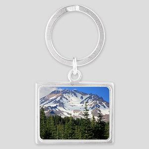 Mount Shasta 11 Landscape Keychain