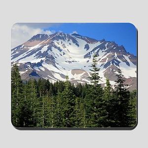 Mount Shasta 11 Mousepad
