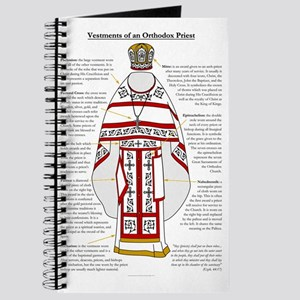 Vestments of an Orthodox Priest Journal