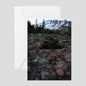 Mount Shasta 62 Greeting Card