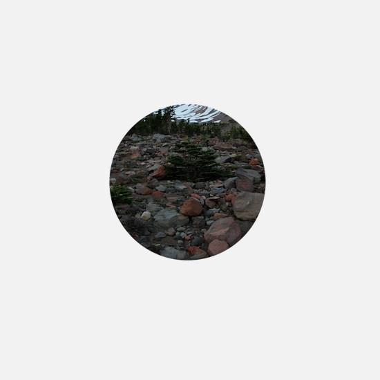Mount Shasta 62 Mini Button
