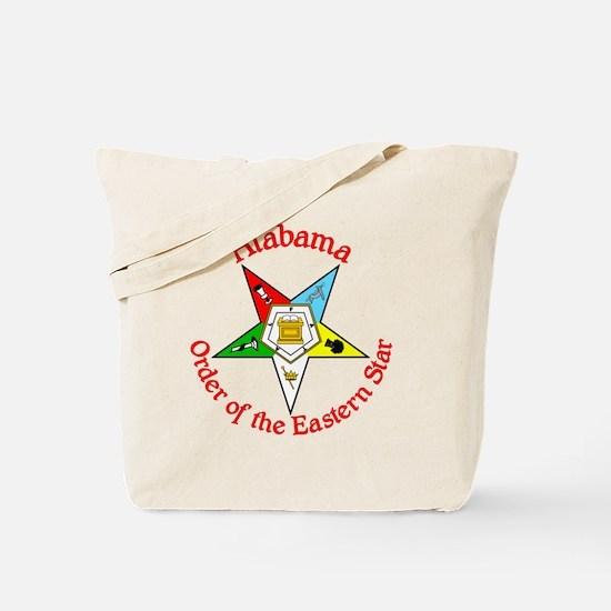 Alabama Eastern Star Tote Bag